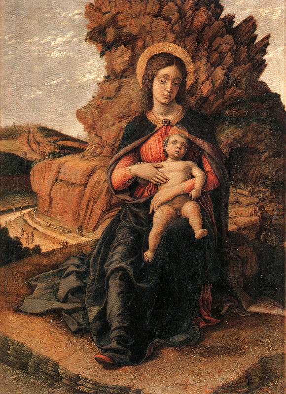 mantegna_madonna_child